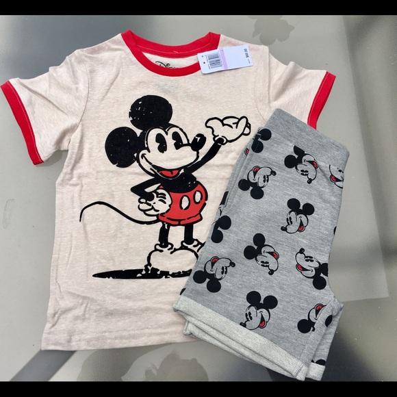 35438bbd5f7d Disney Matching Sets | Mickey Mouse Tshirt Shorts Set | Poshmark